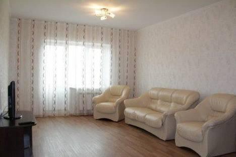 Сдается 1-комнатная квартира посуточнов Тюмени, Николая Ростовцева 10.