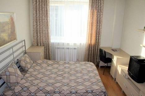 Сдается 1-комнатная квартира посуточнов Омске, Мира 12.