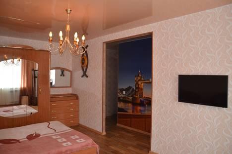 Сдается 1-комнатная квартира посуточно в Кемерове, проспект Ленина, 32.