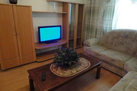 Сдается 2-комнатная квартира посуточнов Казани, ул. Спартаковская, 165.
