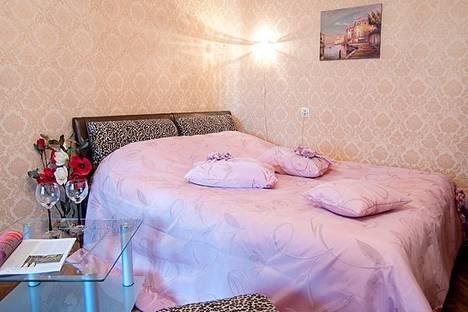 Сдается 1-комнатная квартира посуточно в Минске, Колесникова 4.