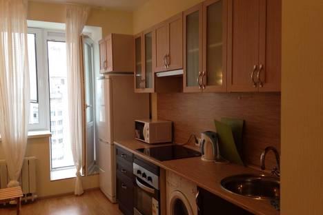Сдается 1-комнатная квартира посуточнов Санкт-Петербурге, Коломяжский проспект, 15к1.