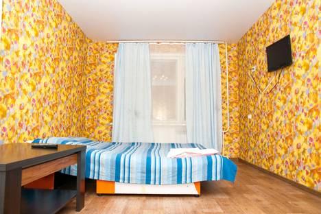Сдается 3-комнатная квартира посуточно, Запарина 104.