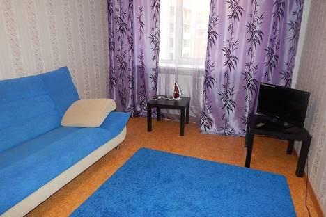 Сдается 1-комнатная квартира посуточнов Великом Новгороде, Нехинская, 34.