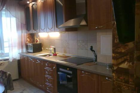 Сдается 1-комнатная квартира посуточно в Перми, Ленина,75.