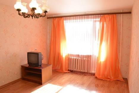 Сдается 1-комнатная квартира посуточнов Твери, ул. Коминтерна, 43.