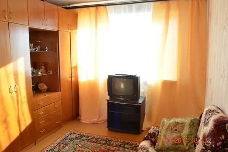 Сдается 1-комнатная квартира посуточнов Твери, пл-дь Тверская, 6.