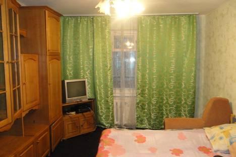 Сдается 1-комнатная квартира посуточнов Твери, ул. Фадеева, 4.