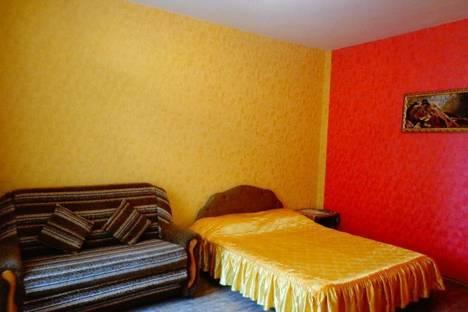 Сдается 1-комнатная квартира посуточнов Тюмени, Солнечный проезд 10.