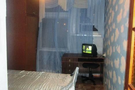 Сдается 2-комнатная квартира посуточнов Казани, ул. Мусина, 59 б.