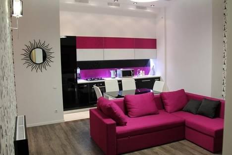 Сдается 2-комнатная квартира посуточнов Харькове, ул. Артема, 3.