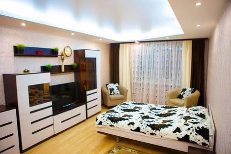 Сдается 1-комнатная квартира посуточно в Брянске, ул. Романа Брянского, 6.
