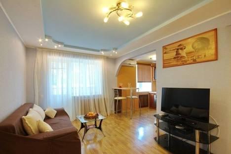 Сдается 1-комнатная квартира посуточнов Харькове, пр. Московский 200/1.
