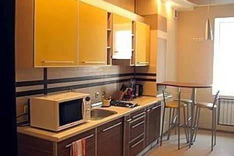 Сдается 1-комнатная квартира посуточно в Харькове, Сумская 73.