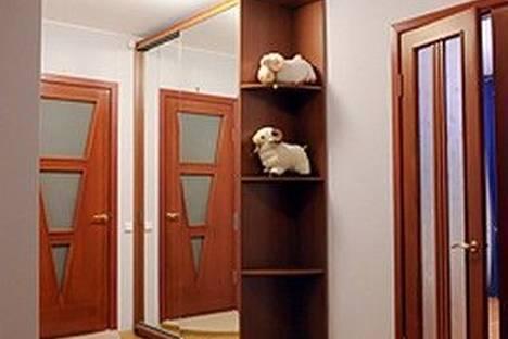 Сдается 2-комнатная квартира посуточно в Харькове, ул. Космическая 47.