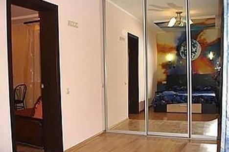 Сдается 2-комнатная квартира посуточнов Харькове, Тобольская 43а.