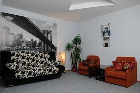 Сдается 2-комнатная квартира посуточно в Харькове, пр. Ленина 12.
