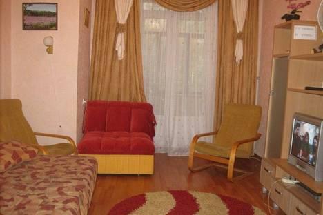 Сдается 1-комнатная квартира посуточно в Харькове, Данилевского 19.