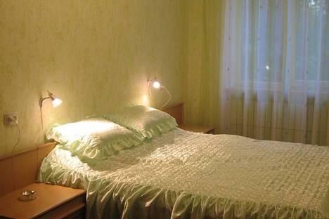 Сдается 2-комнатная квартира посуточно в Харькове, пр. Ленина 24.