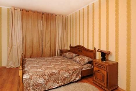 Сдается 3-комнатная квартира посуточнов Харькове, ул. Космическая 27.