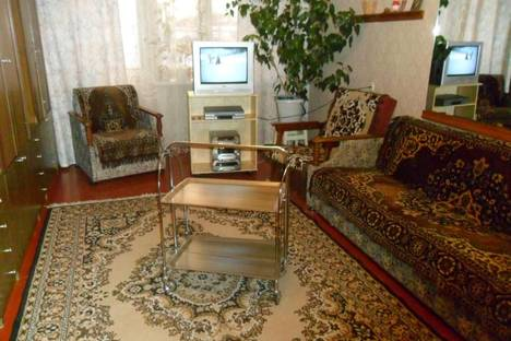 Сдается 1-комнатная квартира посуточнов Архангельске, Ленинградский пр. 285 к.1 (Варавино).