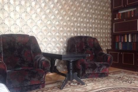 Сдается 3-комнатная квартира посуточно в Пскове, ул. Советская, 73а.