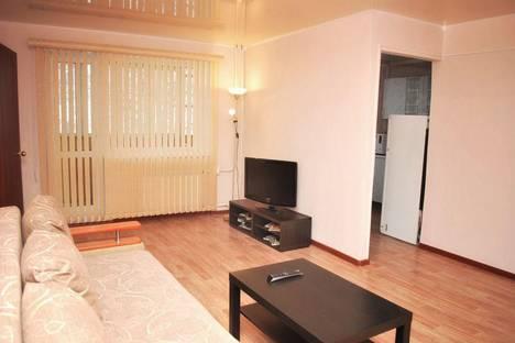 Сдается 2-комнатная квартира посуточно в Златоусте, проспект им Ю.А.Гагарина 5-я линия, 6.