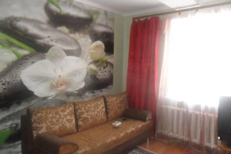 Сдается 2-комнатная квартира посуточно, львовская 4 а.
