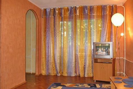 Сдается 1-комнатная квартира посуточно в Харькове, проспект Ленина, 32.