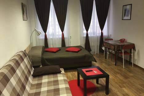 Сдается 1-комнатная квартира посуточно в Перми, Екатерининская ул., 122.
