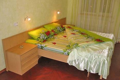 Сдается 2-комнатная квартира посуточно в Харькове, проспект Ленина, 24/1.