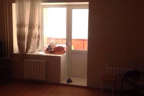 Сдается 1-комнатная квартира посуточнов Казани, Адоратского, 3в.