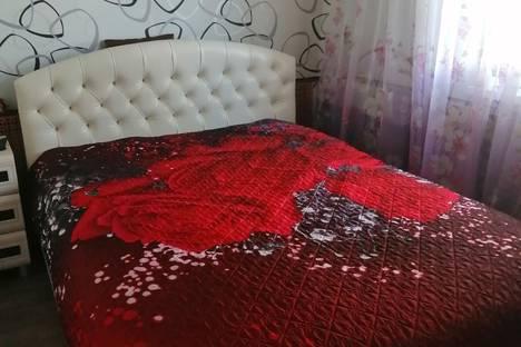 Сдается 2-комнатная квартира посуточно, Московская 36.