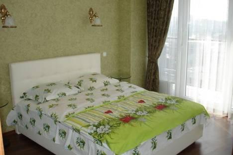 Сдается 2-комнатная квартира посуточнов Новомосковске, ул. Глинки, 2.