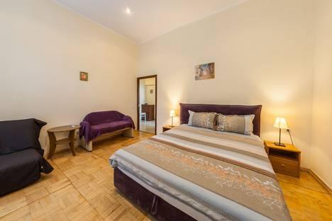 Сдается 1-комнатная квартира посуточно в Киеве, Київ, вулиця Антоновича, 38Б.