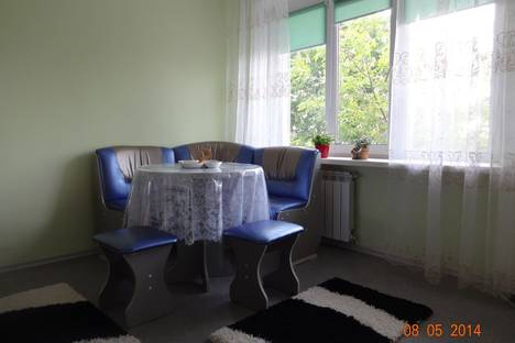 Сдается 1-комнатная квартира посуточнов Крымске, ул. Видова, 116.