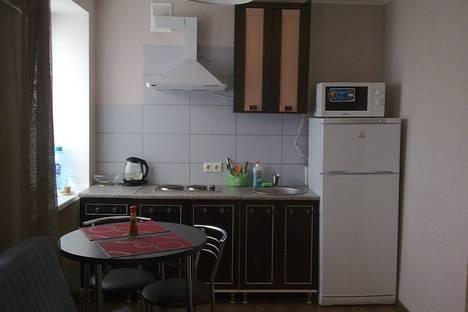 Сдается 1-комнатная квартира посуточнов Новомосковске, ул. Жуковского, 8.