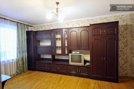Сдается 2-комнатная квартира посуточно в Киеве, пр-кт Оболонський 14Б.