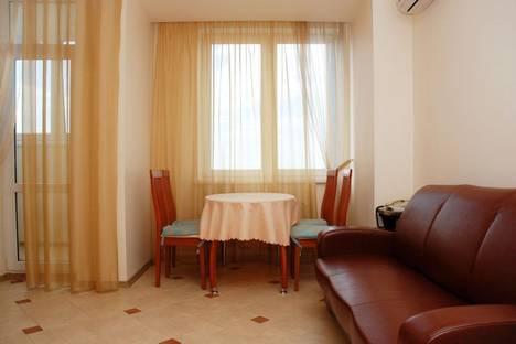 Сдается 1-комнатная квартира посуточно в Киеве, ул. Луначарского, 10.