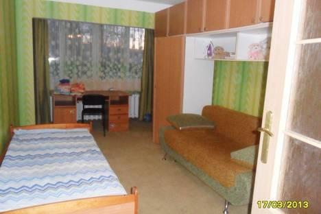 Сдается 3-комнатная квартира посуточно в Киеве, ул Луначарского 24.