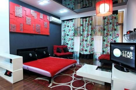 Сдается 1-комнатная квартира посуточно, Гагаринское плато 5/3.