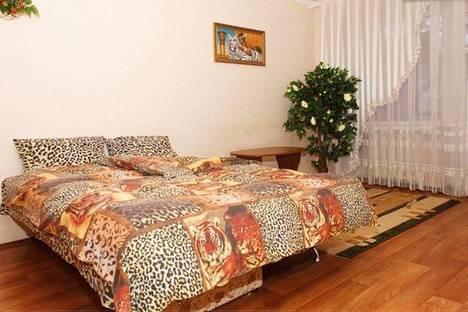 Сдается 1-комнатная квартира посуточнов Новомосковске, Московская, 27.