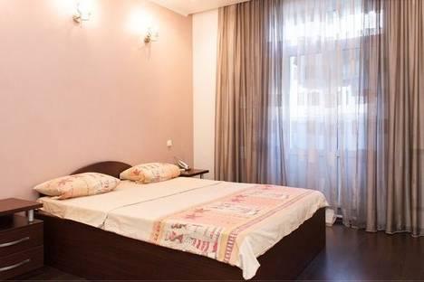 Сдается 2-комнатная квартира посуточнов Новомосковске, Миронова, 2.