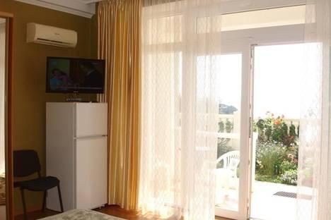 Сдается 1-комнатная квартира посуточнов Береговом, Южная, 1.