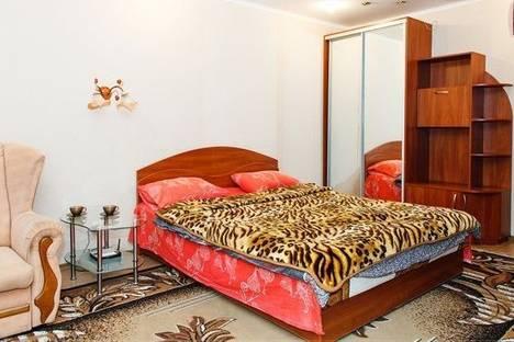 Сдается 1-комнатная квартира посуточно в Днепре, Московская ул., 27.