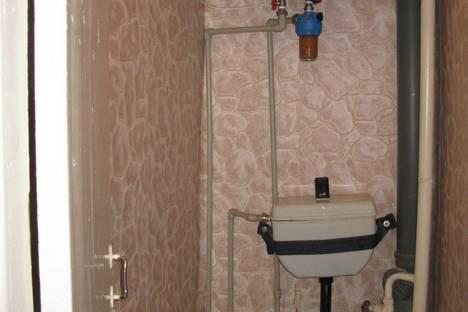Сдается 2-комнатная квартира посуточно в Евпатории, пгт заозерное аллея дружбы 105 кв 49.