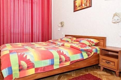 Сдается 1-комнатная квартира посуточнов Новомосковске, Короленко ул., 15.