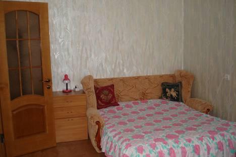 Сдается 1-комнатная квартира посуточно в Евпатории, Советская ул., 11/83.