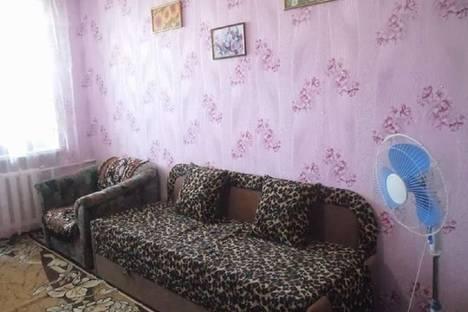Сдается 2-комнатная квартира посуточно в Судаке, Мичурина д. 6.