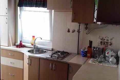 Сдается 1-комнатная квартира посуточно в Евпатории, ул. Пушкина, 62а.